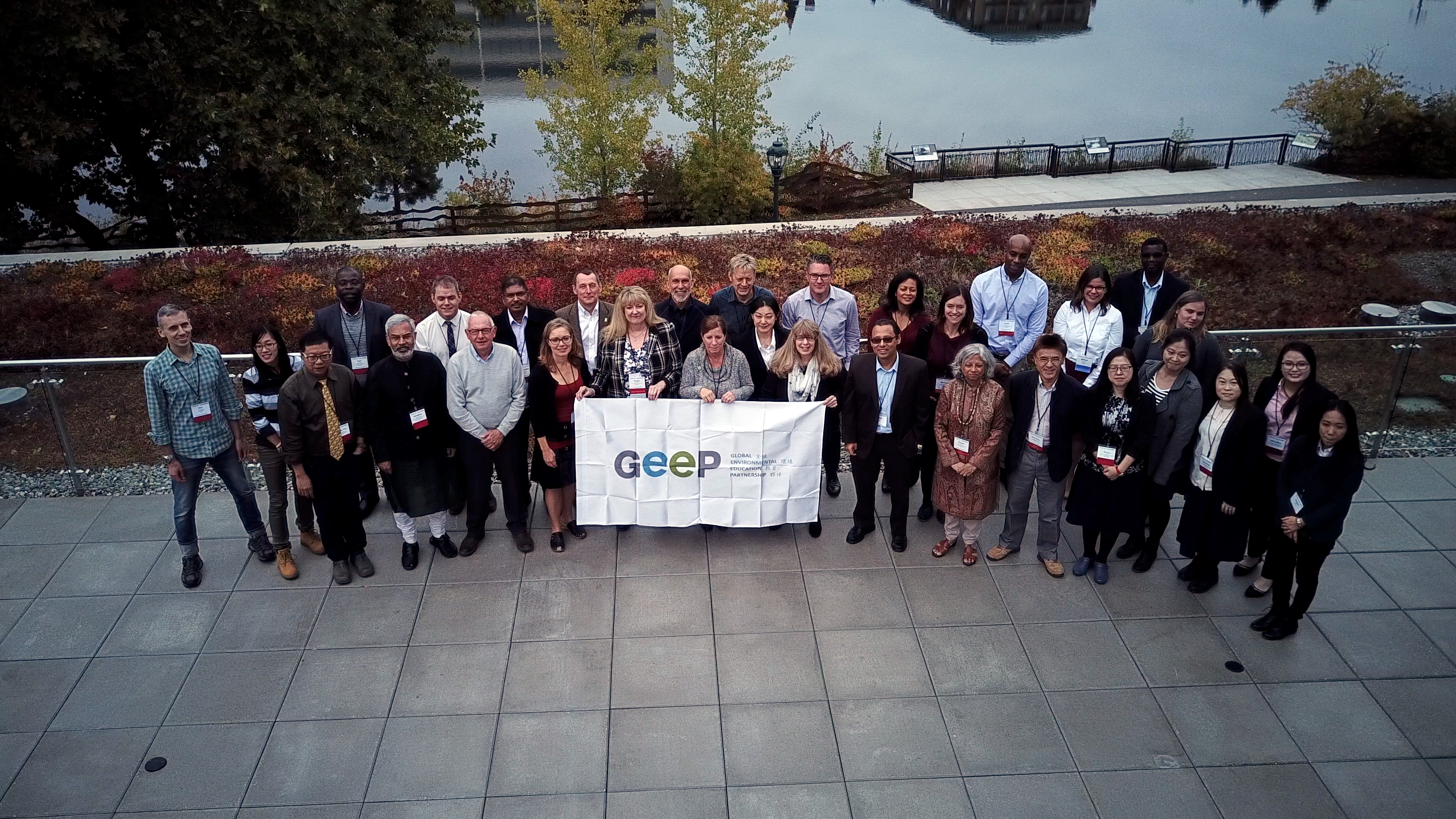 GEEP Advisors and delegates gather in Spokane, Washington, US (October 2018)